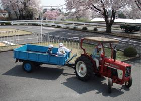 免許 トラクター